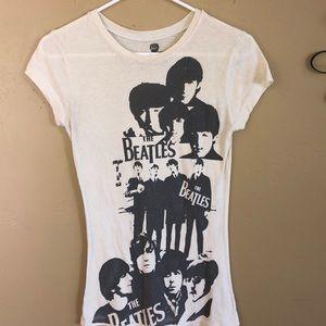 Beatles short sleeve women's T shirt